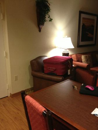 Homewood Suites Miami-Airport West: Sala