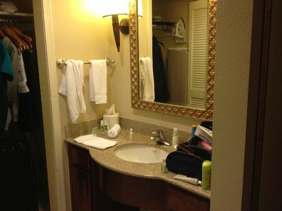 邁阿密機場西部希爾頓惠庭套房飯店照片