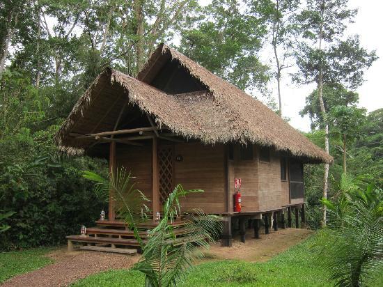 Inkaterra Hacienda Concepcion: cabana
