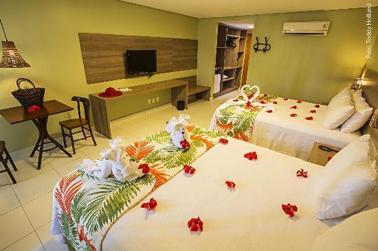 BEST WESTERN PLUS Viva Porto de Galinhas: Apartamento com duas camas de casal