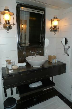 Huka Lodge: Basin