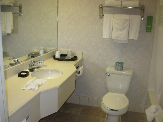 Hampton Inn Bakersfield - Central: Bathroom