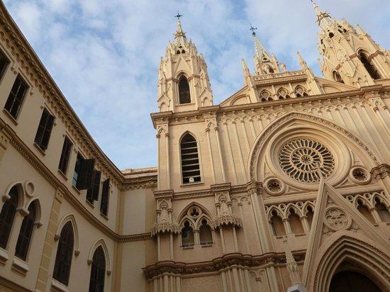 Sacred Heart Church (Sagrado Corazon): Magnificent