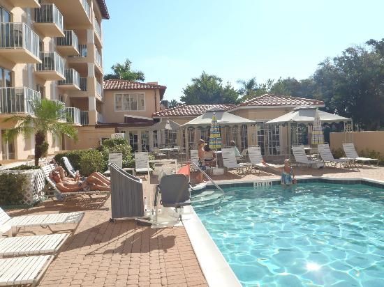 Inn of Naples: pool area
