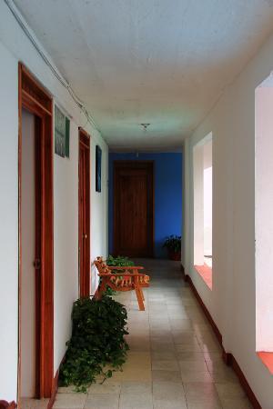Hotel Mallorca : corridor