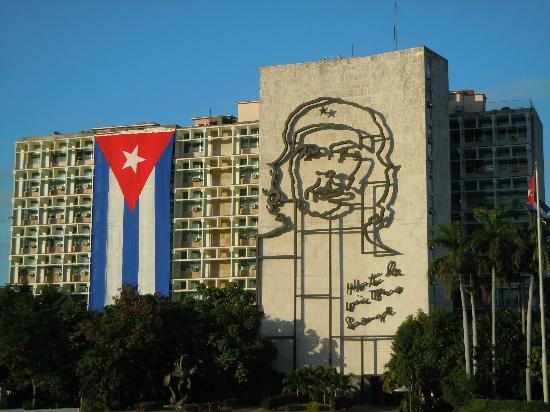 Revolution Plaza (Plaza De La Revolucion) : edificio