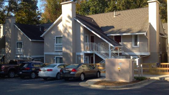 Residence Inn by Marriott Atlanta Buckhead : Exterior of Unit