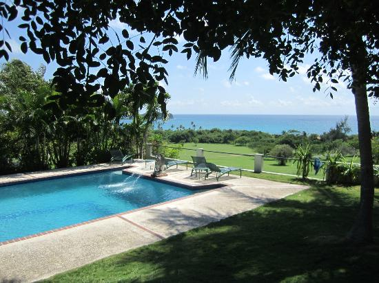 Hacienda Tamarindo : Pool area