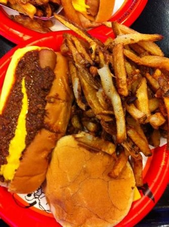 The Varsity Worst Fast Food I Have Ever Tasted