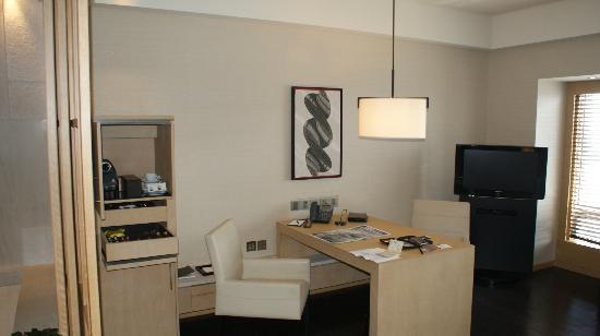 بارك هيات بكين: our room