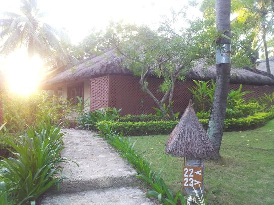 Alegre Beach Resort: The rooms
