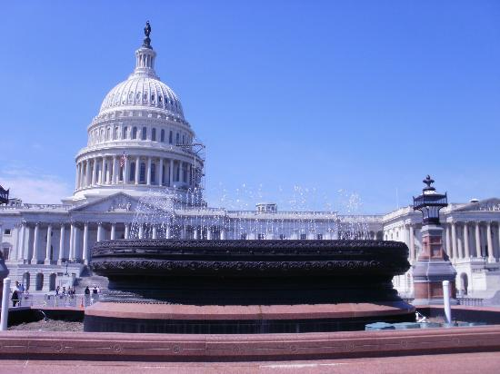 Capitol Hill: Another fountain of Capitolium