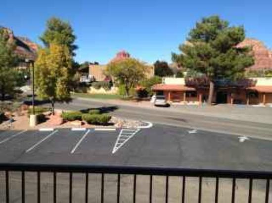 The Views Inn Sedona: The name of the Inn is appropriate!