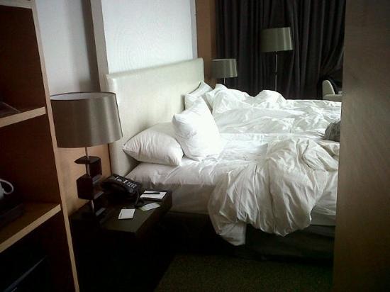Sivatel Bangkok : sivatel hotel- suite room