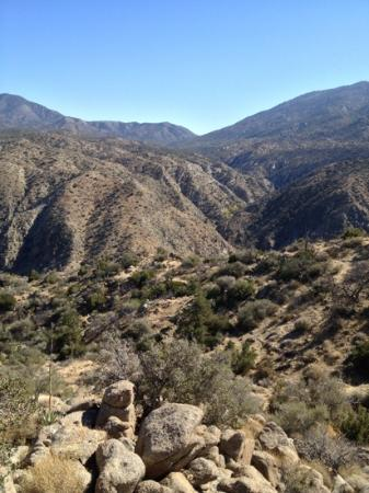 Palm Desert, CA: second scenic overlook