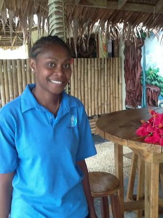 Aquana Beach Resort: Lovely staff