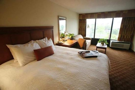 Hampton Inn Oak Ridge: Guest Room