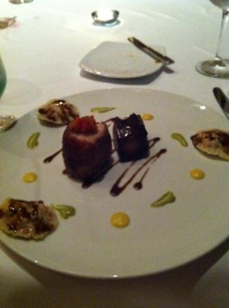Blanca Blue Restaurant & Lounge : pork 4x