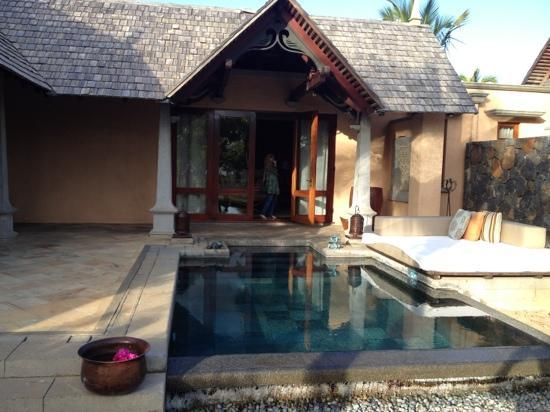 Maradiva Villas Resort and Spa: luxury suite villa