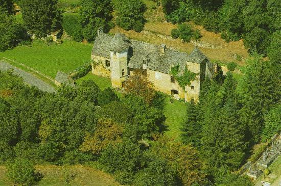 Château de Lacypierre : Manoire de La Cypière Saint Crépin-Carlucet