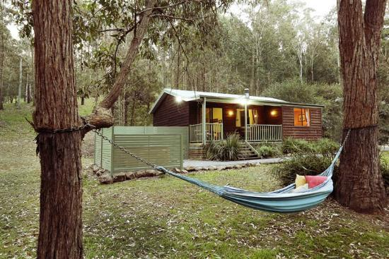 Cottages On Mount View: Immerse yourself in the sights, sounds and smells of the Australian bush