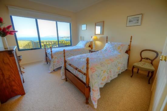 Esperance B & B by the Sea: Twin Bedroom