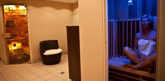 Hotel Ascona: Wellnessbereich