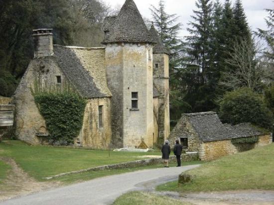 Chateau de Lacypierre