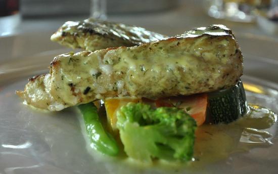 Adaaran Prestige Vadoo: Lunch