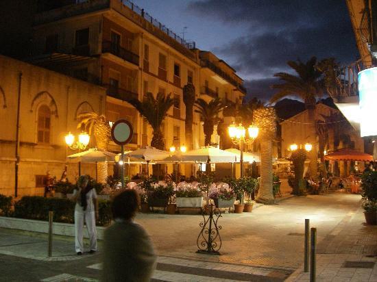 Hotel Sylesia: Fußgängerbereich
