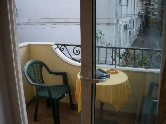 Hotel Sylesia: Blick auf den Balkon