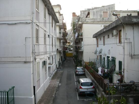 Hotel Sylesia: Blick vom Balkon