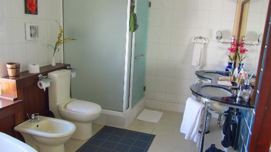 Hibiscus Beach Resort & Spa: Bathroom