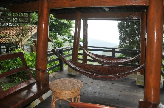 Malihom Private Estate: Our hammocks