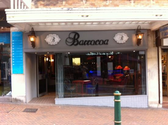 Barrocoa: Just a few steps from the main square, opposite Zizzi's and The Slug and Lettuce