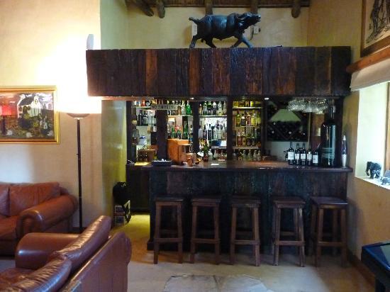 Thabile Lodge : Bar
