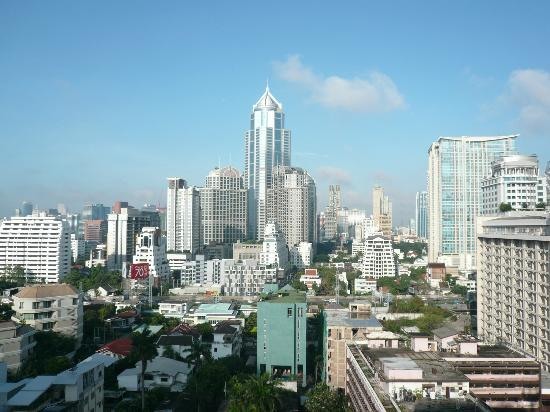 View from Suite 1714 Phachara Suites, Bangkok