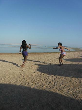 Jaz Mirabel Beach: the coral beach