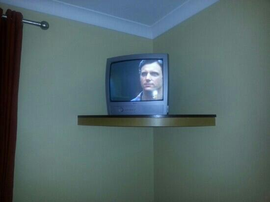 Tower Hotel Waterford: our tv