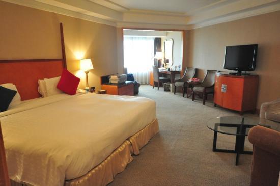 Sheraton Xi'an Hotel: Spacious Room