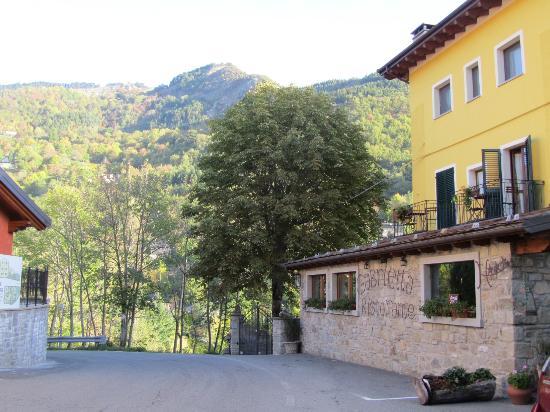 Hotel Gabriella: Hotel e dintorni