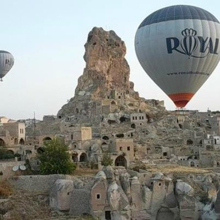 Royal Balloon - Cappadocia: Royal Balloons in Ortahisar