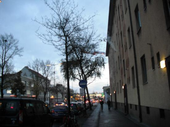 Days Inn Berlin West: On est presque arrivées