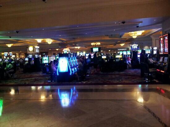 Spa Resort Casino: the slots