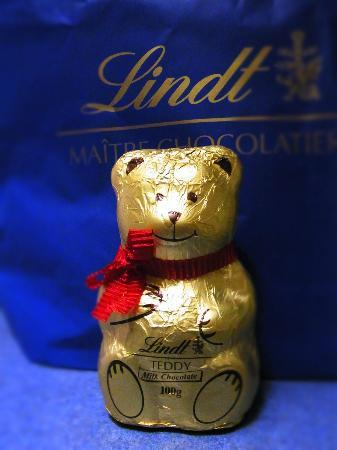 The Lindt Cafe: Purchased a week ago and still surviving, but not for much longer! YUM