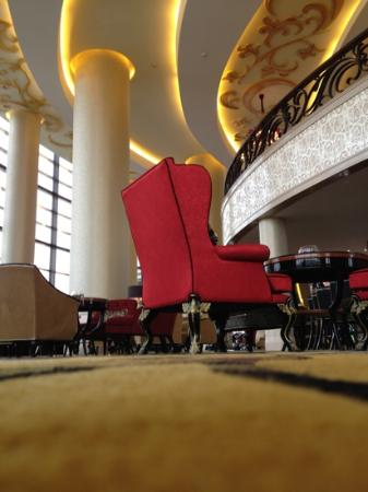 The Trans Luxury Hotel Bandung: lounge