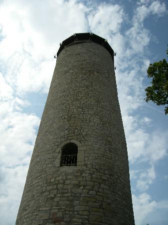 Fuchsturm-Berggaststatte: der Fuchsturm