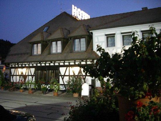 Hotel Laube: Hotel mit Restaurant