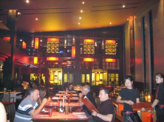 Mantra Restaurant & Bar: Great decor