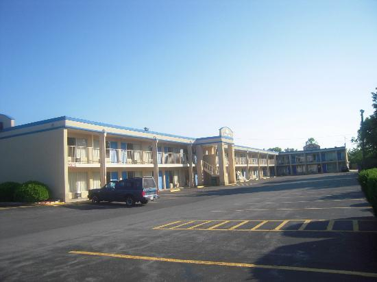 Days Inn Staunton South: Hôtel tout simple